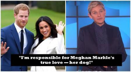 WATCH: Why Ellen DeGeneres is 'responsible' for Meghan Markle's royal wedding?
