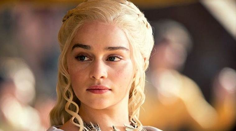 Emilia Clarke says there's no gender pay gap with 'Game of Thrones'