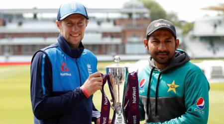 Live Cricket Score England vs Pakistan 1st Test Day 1 at Lord's: England draw first blood against Pakistan