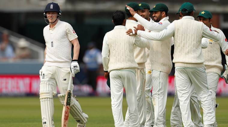 Pakistan vs England, Ist Test, day-2