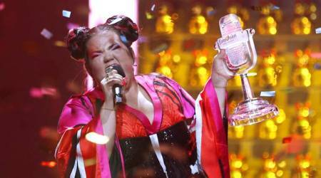 eurovision winner Netta Barzilai toy song