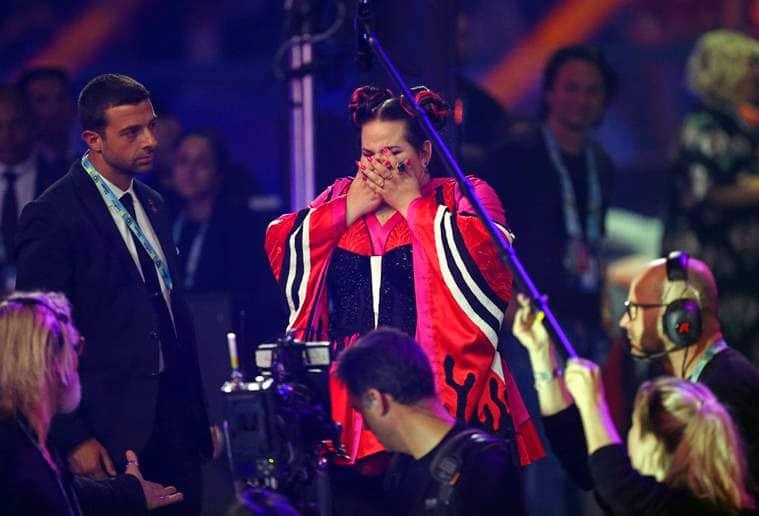 eurovision winner Netta Barzilai toy song