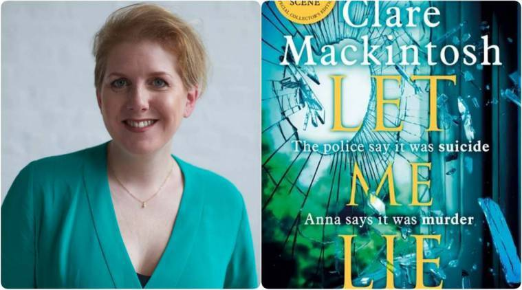 Author Clare Mackintosh, books on murder, murder books, books by Clare Mackintosh, books, indian express, indian express news