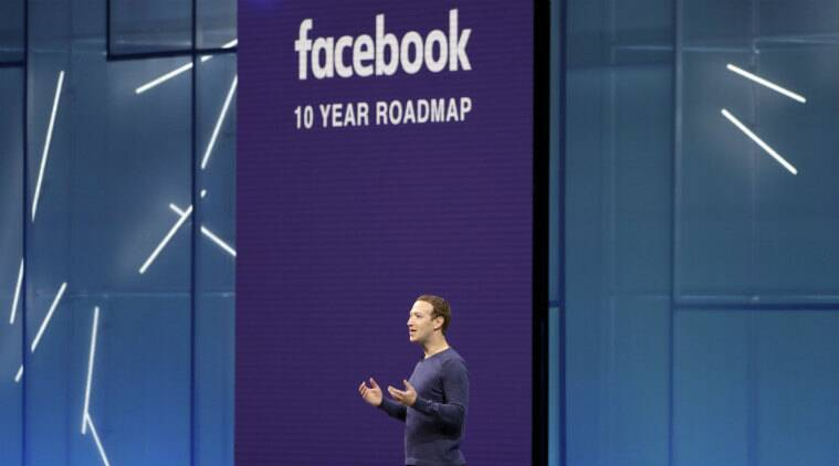 Facebook F8 Developer conference, Mark Zuckerberg F8 address, Cambridge Analytica data breach, Facebook dating service, data privacy, Jan Koum WhatsApp, US midterm elections, Oculus Go VR headset, fake news