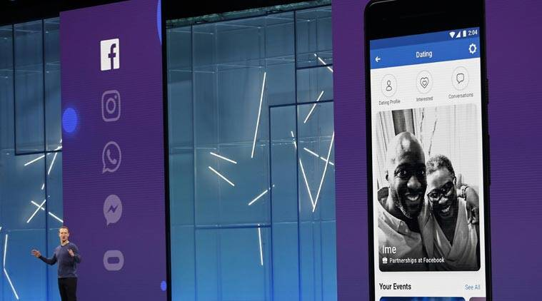 Facebook, Facebook dating feature, Facebook dating app, Facebook dating service, Facebook Mark Zuckerberg, F8, Facebook F8 conference