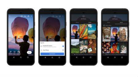 Facebook Stories get new features for India first, including ability to save Stories and audio posts