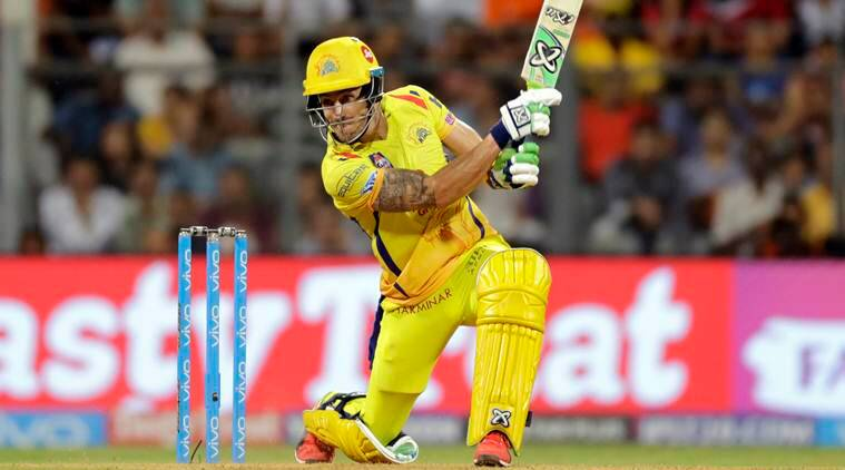 Image result for SRH CSK qualifier-1 faf