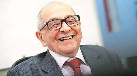Fali Nariman on Karnataka floor test: Thank God for the Supreme Court