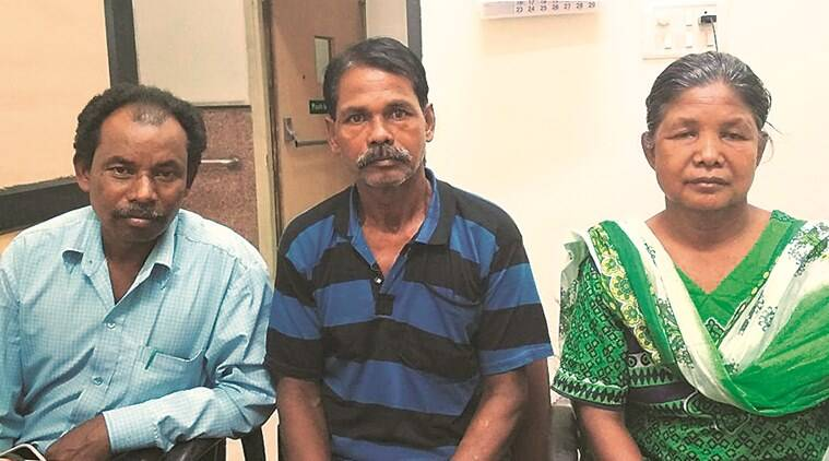 Odisha woman's ordeal ends, reunited with family after 12 years