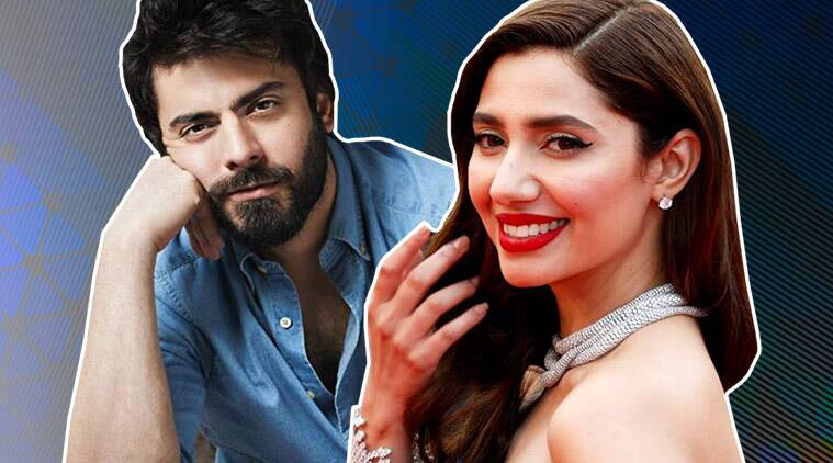 Fawad Khan, Mahira Khan, Fawad Khan Mahira Khan, Humsafar, sadaf Khan, Silk by Fawad Khan, Cannes 2018, Fawad Khan Mahira Khan magazine cover, Fawad Mahira, celeb fashion, indian express, indian express news