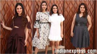 Veere Di Wedding promotions: Sonam, Kareena, Swara and Shikha are a girl gang even in real life