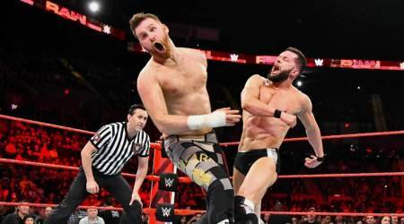 WWE Raw Results: Finn Balor beats Roman Reigns, Sami Zayn to enter Money in the Bank Ladder Match