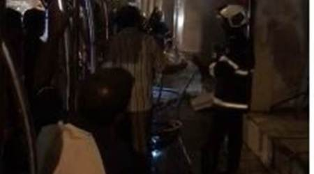 Mumbai: Fire at Levi's showroom in Colaba, nocasualty