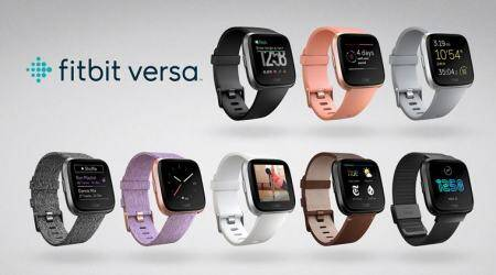 Fitbit versa, fitbit smartwatch, fitbit versa review, smartwatch under Rs 20000, International yoga day, heartrate monitor, fitness tracker, fitness band