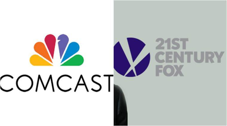 Comcast in 'advanced stages' of 21st Century Fox bid