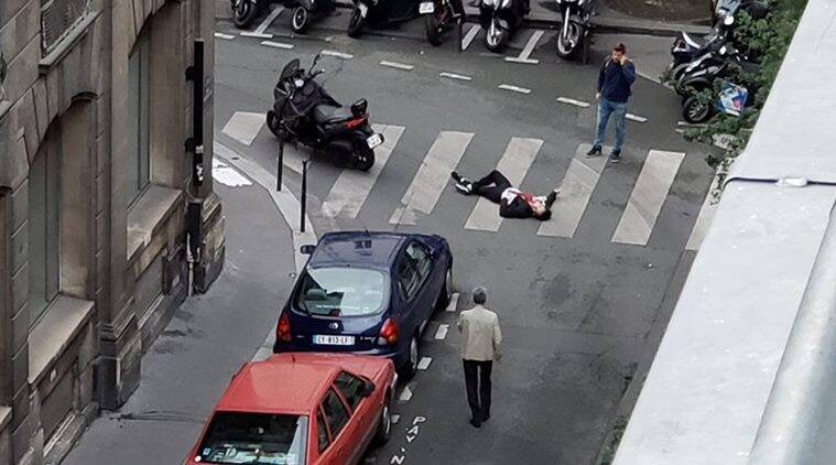 One person killed in Paris knife attack, Islamic State claims responsibility