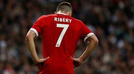 Franck Ribery, Franck Ribery Bayern Munich, Bayern Munich Franck Ribery, Franck Ribery contract, sports news, football, Indian Express