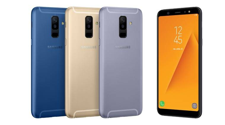Samsung Galaxy J6, Galaxy J8, Galaxy A6, A6+ in India ...
