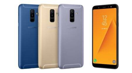 Samsung Galaxy J6, Galaxy J8, Galaxy A6, A6+ in India: Price, specs,features