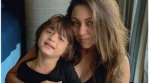 Gauri Khan wishes son AbRam a happy birthday with an endearing post