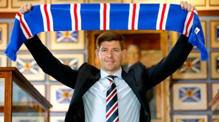 Steven Gerrard keen to channel Jurgen Klopp at New Rangers