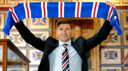 Steven Gerrard keen to channel Jurgen Klopp at NewRangers
