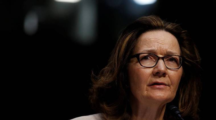 Gina Haspel, cia nominee, new cia director, united states, american cia, cia intelligence agency, world news, indian express