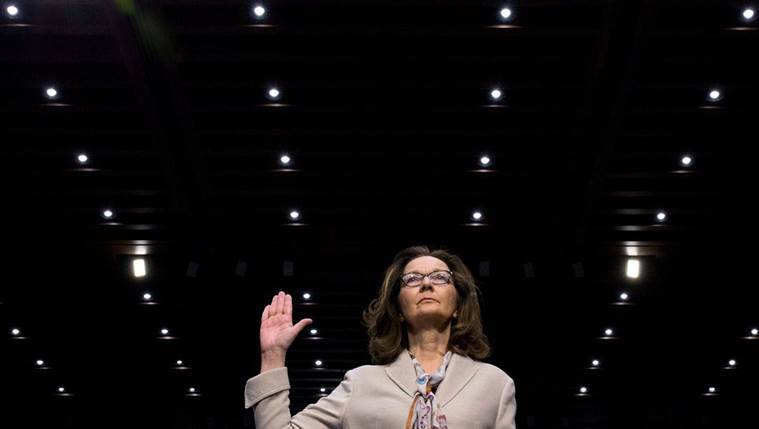 gina haspel, new cia director, united states, gina haspel nomination, us cia, indian express