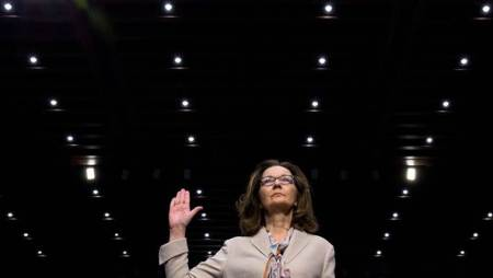 US Senate confirms Gina Haspel as first female CIA director