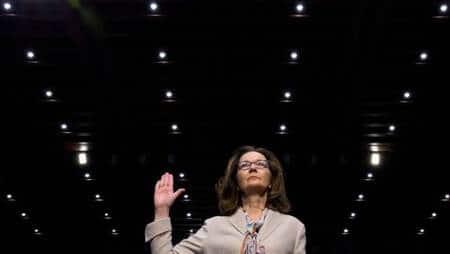 US Senate confirms Gina Haspel as first female CIAdirector