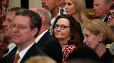 CIA nominee Gina Haspel offered to withdraw over interrogationprogram