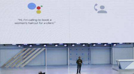 Google, Google I/O, Google I/O 2018, artificial intelligence, Sundar Pichai, duplex, google duplex, alphabet