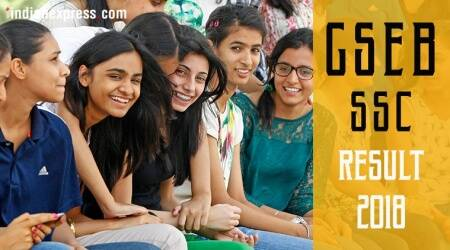 Gujarat GSEB SSC 10th Result 2018 LIVE Updates: Girls outperform boys, overall pass percentage dips