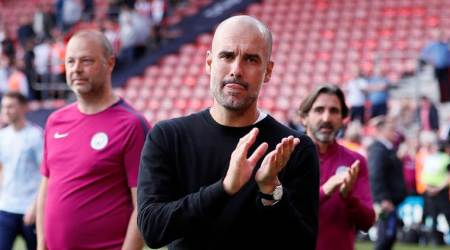 Pep Guardiola bemoans absence of resting World Cup players