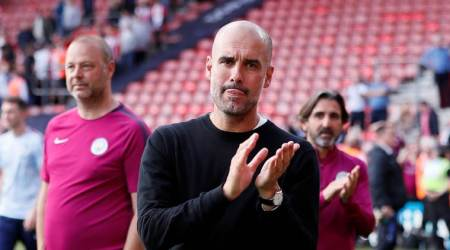 Manchester City's 100-point record will remain for a long time, says Pep Guardiola