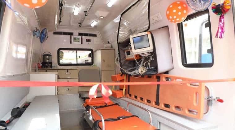 Image result for Now, boat ambulance service for fishermen in Gujarat,