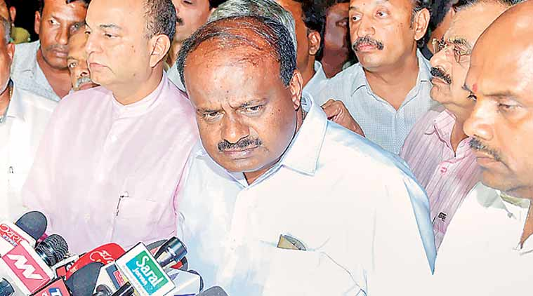 Karnataka govt formation: Trust vote 24 hours after oath, proposal for two Deputy CMs, says HD Kumaraswamy