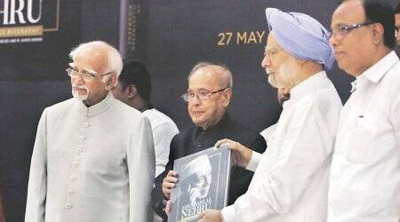 Hamid Ansari: 'You can draw lessons from history… but can't changeit'