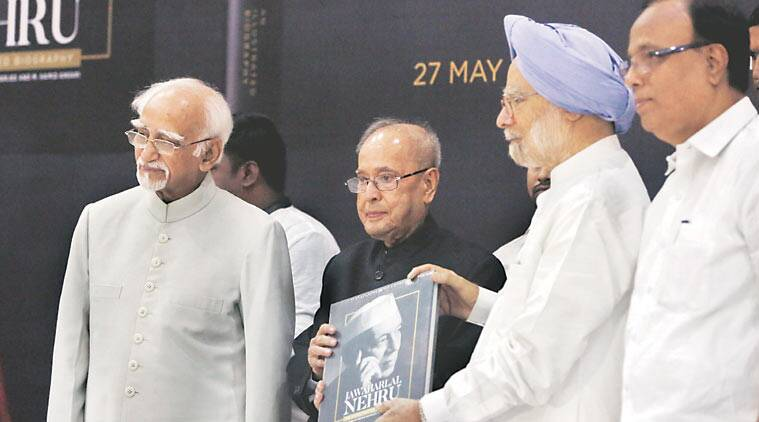 Hamid Ansari: 'You can draw lessons from history… but can't change it'