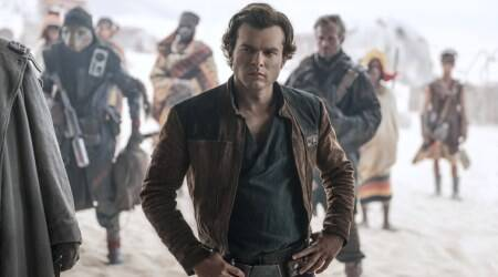 Solo A Star Wars Story box office collection day 1: Alden Ehrenreich film faces stiffcompetition