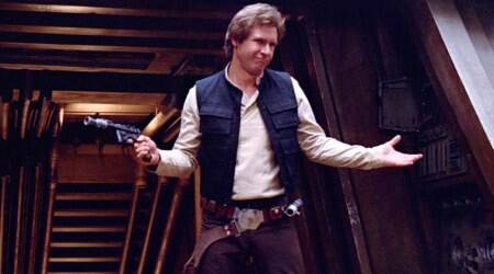 There is a new Han Solo now but no one can ever replace Harrison Ford