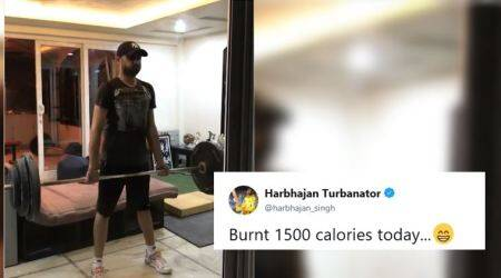 Here's how Harbhajan Singh easily 'burnt' 1500 calories in a day!