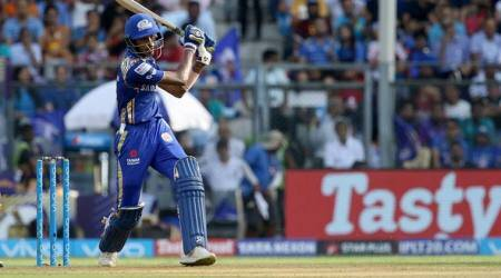 IPL 2018, MI vs KKR: Hardik Pandya's might keeps Mumbai Indians in sight