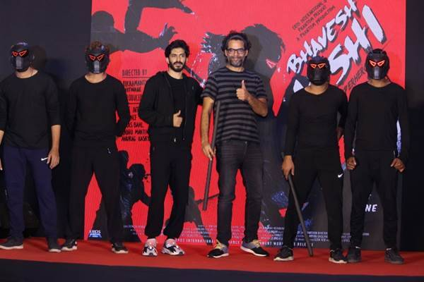 Harshvardhan Kapoor Bhavesh Joshi Superhero