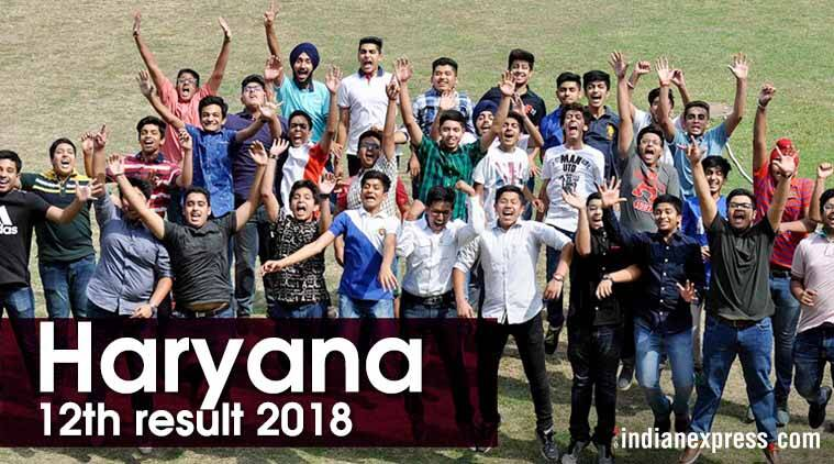 hbse 12th result 2018, haryana board result 2018, 12 class hbse result 2018
