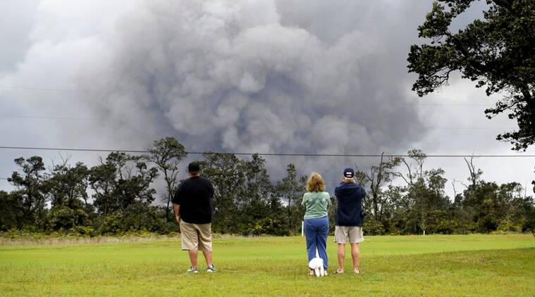Hawaii volcano explosions could go for weeks, experts say