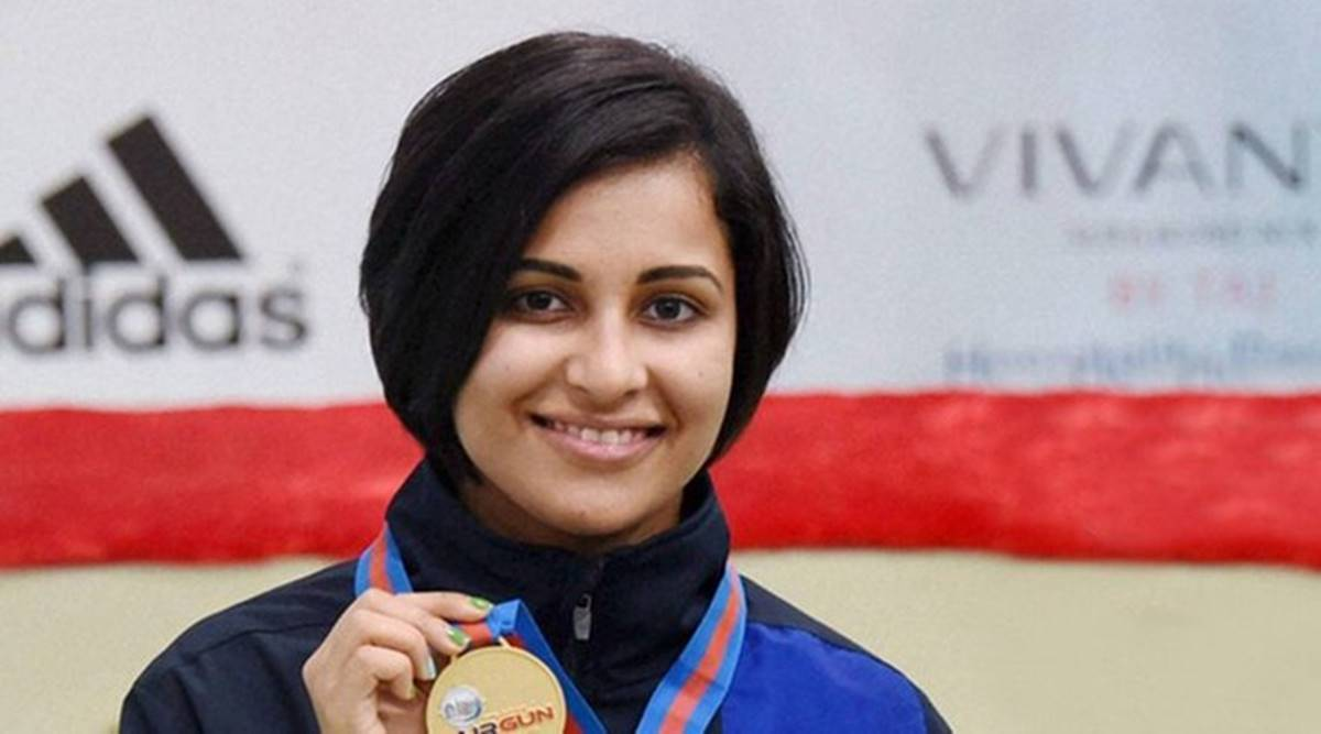 Instagram shoots down Olympian Heena's post
