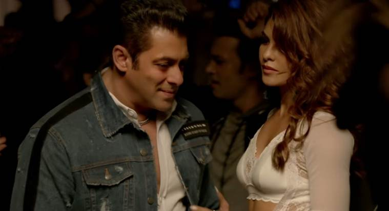 salman khan and jacqueline fernandez in heeriye