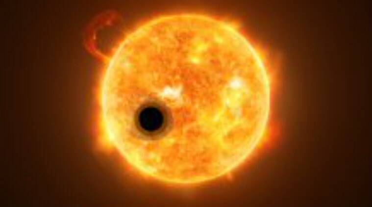 nasa s hubble telescope detects helium gas around exoplanet for