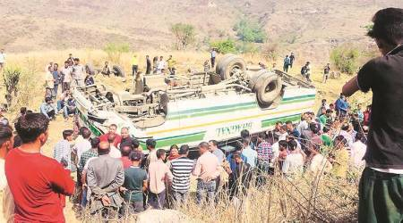 Himachal Pradesh: 14 killed, 15 injured in two accidents